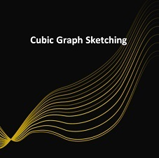 Cubic Graph Sketching