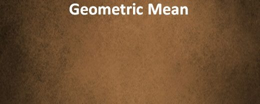 Geometric Sequence and Geometric Mean