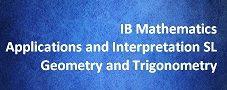 IB Mathematics Applications and Interpretation SL – Geometry and Trigonometry