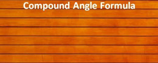 Trigonometric Equation involving Double Angle and Compound Angle Formula