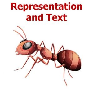 Representation and Text