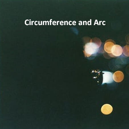 Circumference and Arc