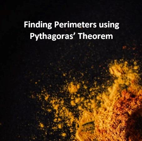 Finding Perimeters using Pythagoras Theorem