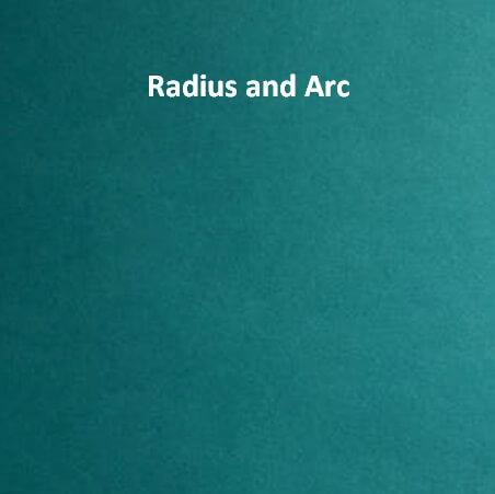 Radius and Arc