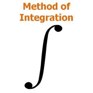 Method of Integration